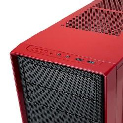 Boitier Fractal Focus G Red