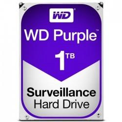 """Disque dur 1T° Sata 3.5"""" Purple - Dédié Vidéosurveillance"""