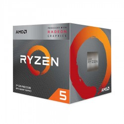 AMD Ryzen 5 3400G 3.7Ghz