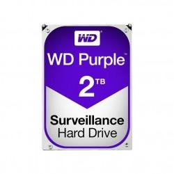 """Disque dur 2T° Sata 3.5"""" Purple - Dédié Vidéosurveillance"""