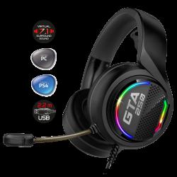 Casque Advance GTA 250 RGB